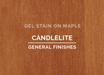 GEL Stain - Candlelight (2 sizes)