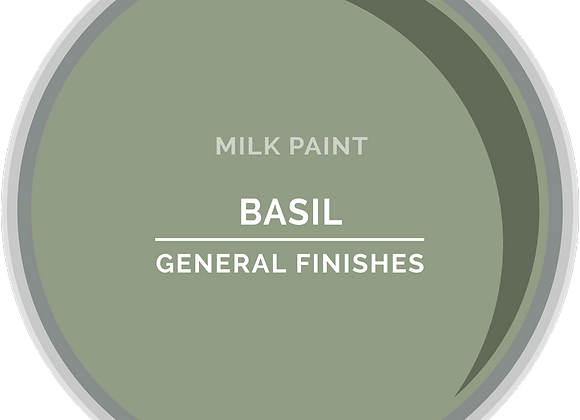 MILK PAINT - BASIL PINT