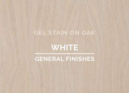 GEL Stain - White (2 sizes)