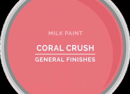 MILK PAINT - CORAL CRUSH Pint
