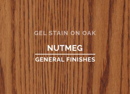 GEL Stain - Nutmeg (2 sizes)