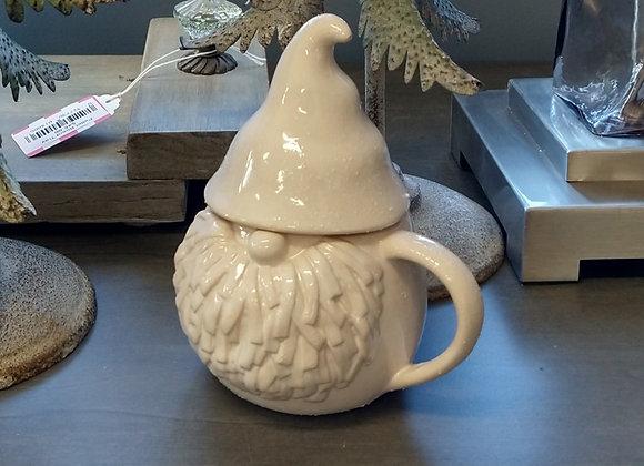 Gnome Covered 16 oz Stoneware Mug