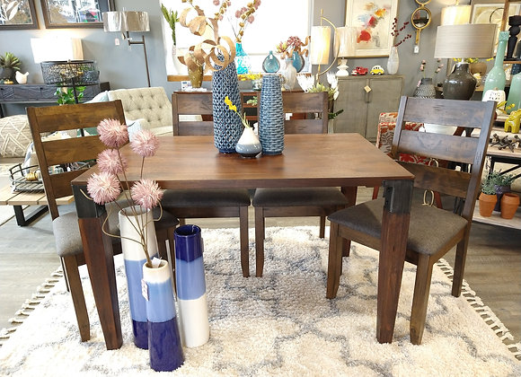 Rectangle Table & 4 Chairs