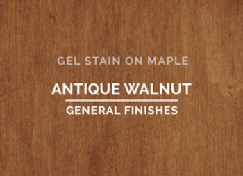 GEL Stain - Antique Walnut (2 sizes)