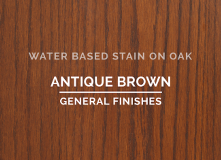 WB Stain - Antique Brown  (2 sizes)