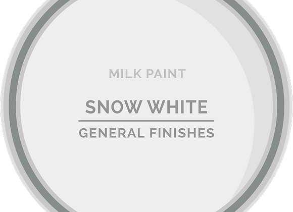 MILK PAINT - SNOW WHITE PINT