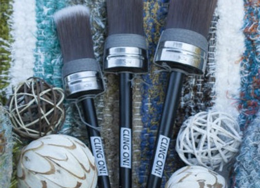 Cling On - Oval Brush 2 sizes