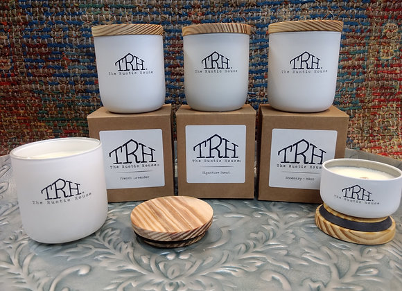 The Rustic House Candles -  over 20 Scents Available