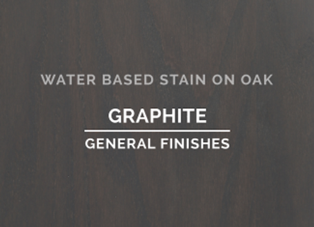 WB Stain -  Graphite (2 sizes)