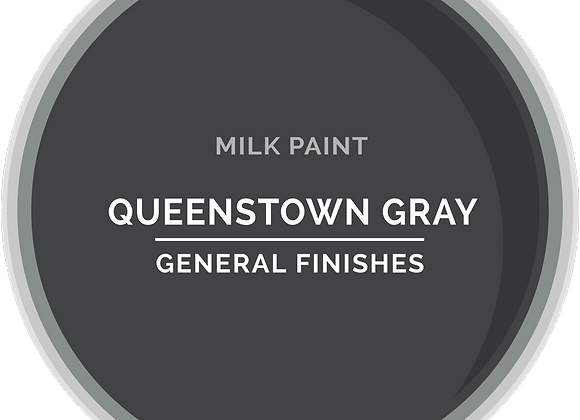 MILK PAINT - QUEENSTOWN GRAY PINT