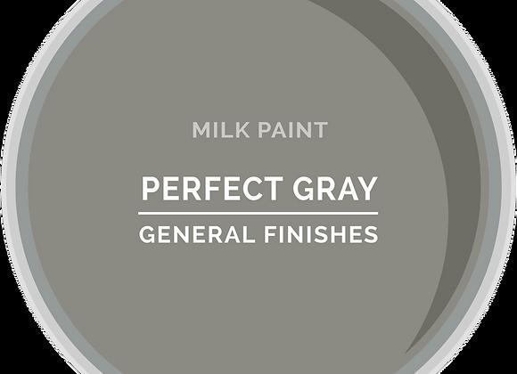 MILK PAINT - PERFECT GRAY, 2 Sizes