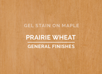 GEL Stain - Prairie Wheat (2 sizes)
