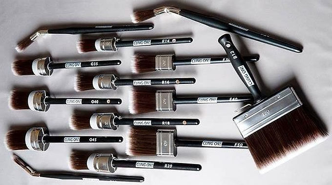 Brushes-Rollers