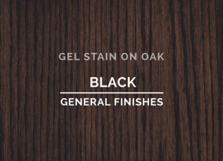 GEL Stain - Black (2 sizes)