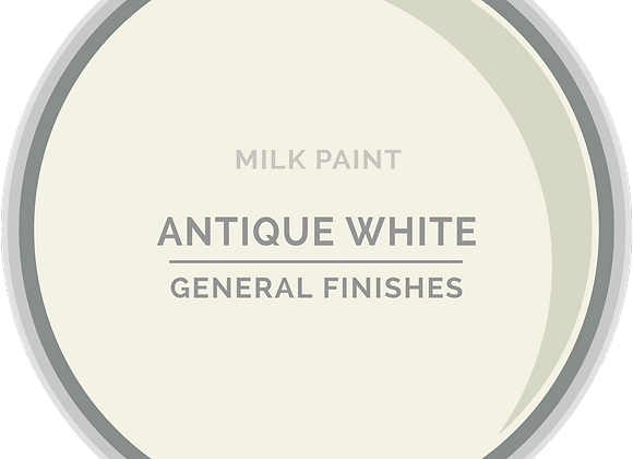 MILK PAINT - ANTIQUE WHITE PINT