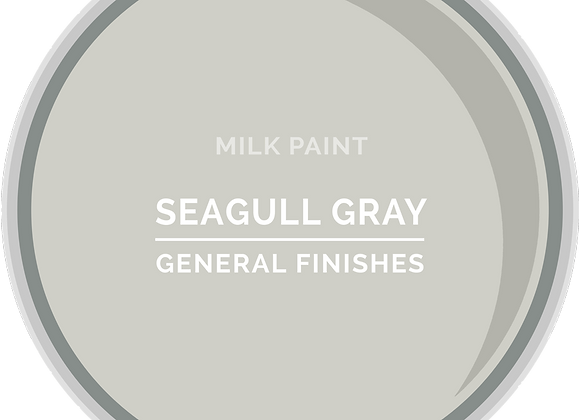 MILK PAINT - SEAGULL GRAY PINT