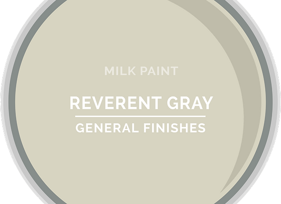 MILK PAINT - REVERENT GRAY PINT
