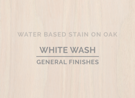 WB Wood Stain - Whitewash (2 sizes)