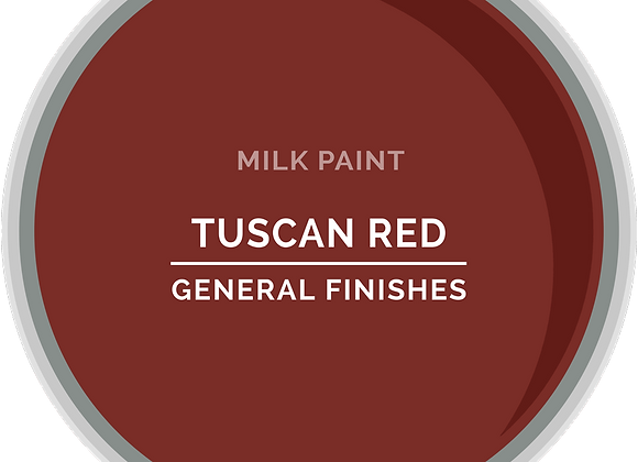 MILK PAINT - TUSCAN RED Pint