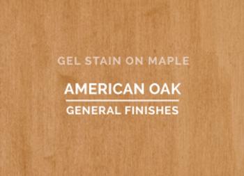 GEL Stain - American Oak (2 sizes)