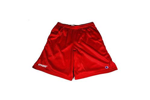OG Logo Athletic Shorts (Red/White)