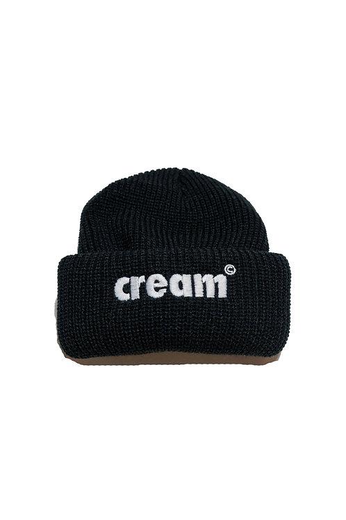 Cream OG Black Ski Mask