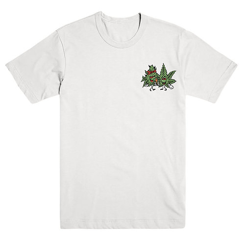 420 Lovers Tee (White)