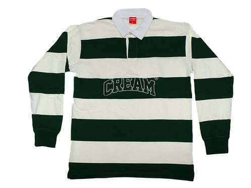 Varsity Rugby (Green/White)