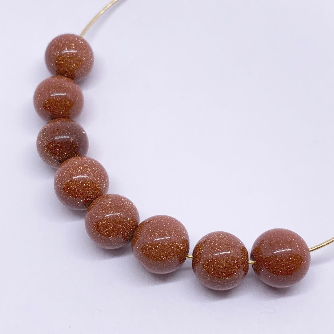 Brown Gold Stone