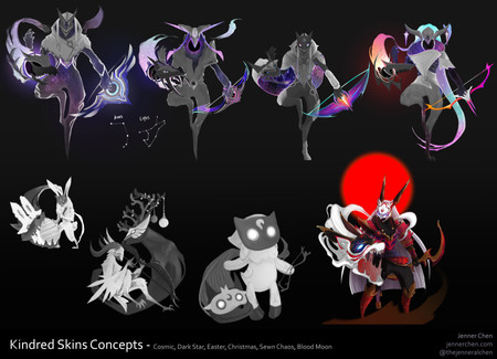 Kindred Fan Concepts