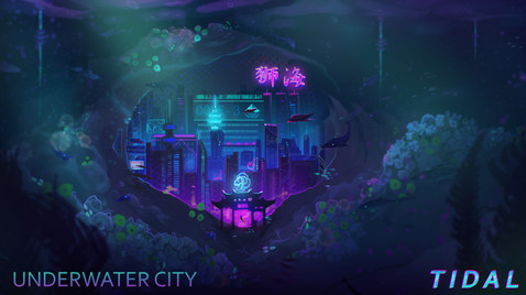 TIDAL Underwater City (狮海)