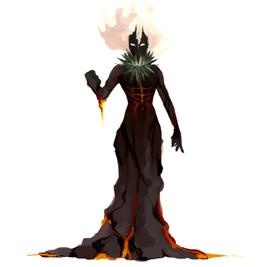 God of Volcano