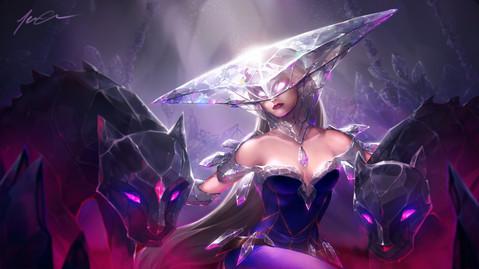 Diamond Queen Lissandra