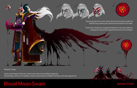 Blood Moon Swain