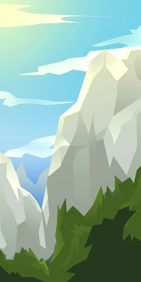 Mount Olympus Background