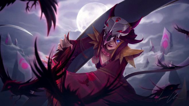 Blood Moon Taliyah