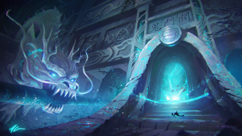 TIDAL - Hell's Gate (鬼門關)