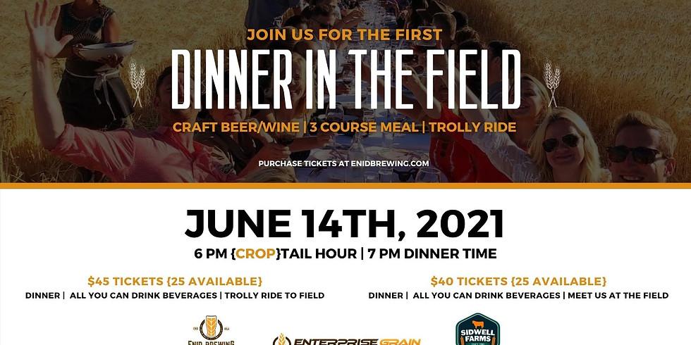 Dinner in the Field