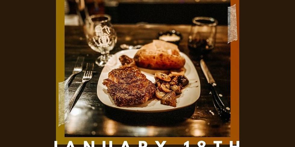 January Steak Night