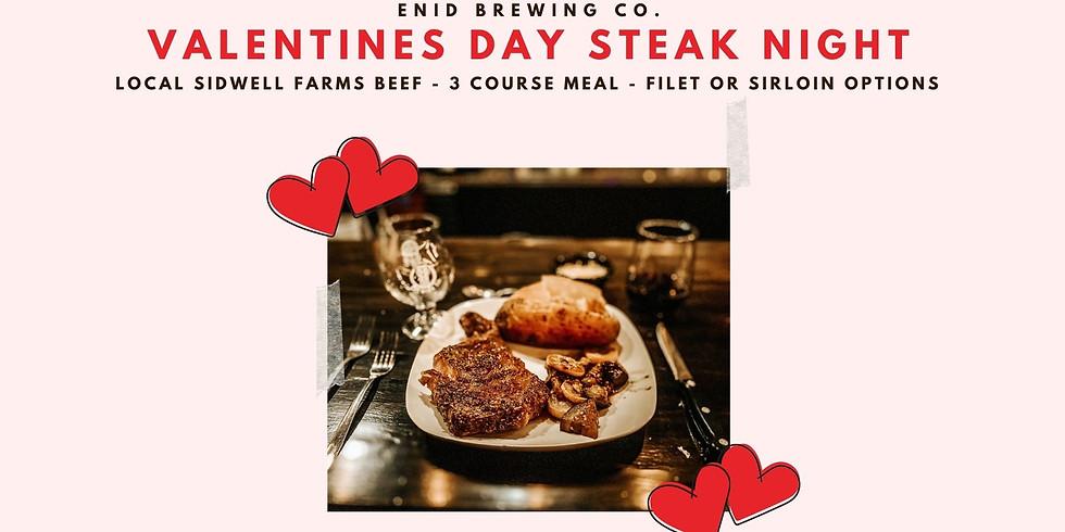 Valentines Day Steak Night - POSTPONED