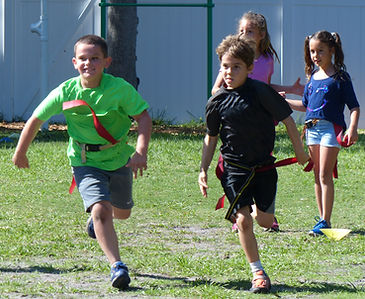 Safety Harbor Montessori Academy Physical Education