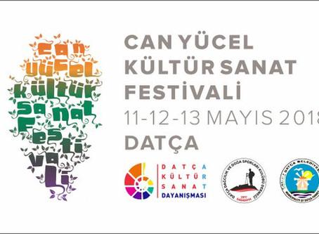 Can Yücel Kültür Sanat Festivali 11-12-13 Mayıs