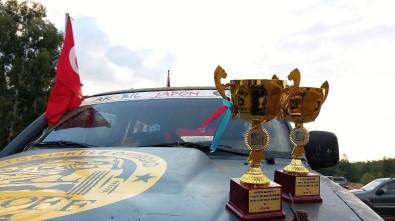 Datça'da kurulan Off Road Kulübü katıldığı yarışlardan kupalarla dönmeye devam ediyor.