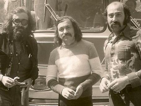 Türk rock müziğinin usta ismi Cem Karaca'nın aramızdan ayrılışının 14. yıldönümü.