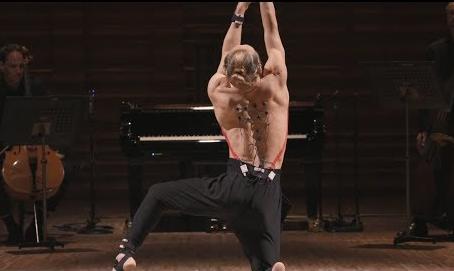 Yamaha, bir dansçının hareketlerini piyano notalarına dönüştüren yapay zeka geliştirdi.