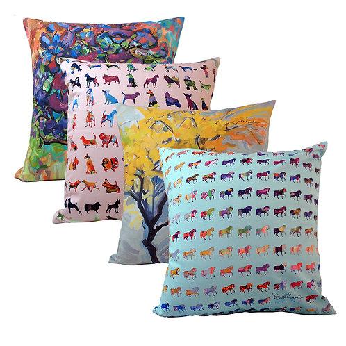 4 Pillows of Choice