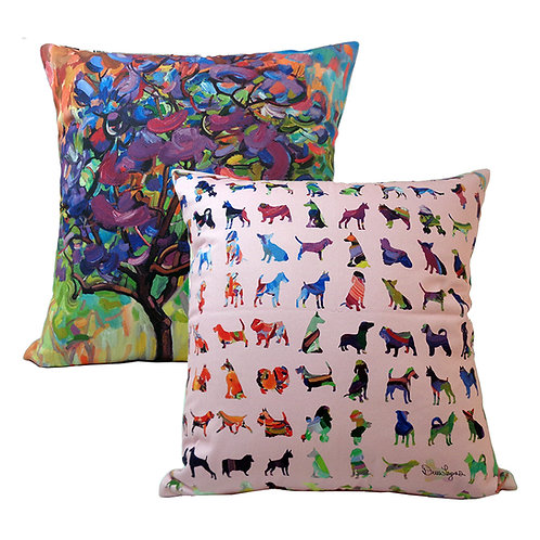 2 Pillows of Choice