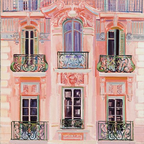7 Balconies