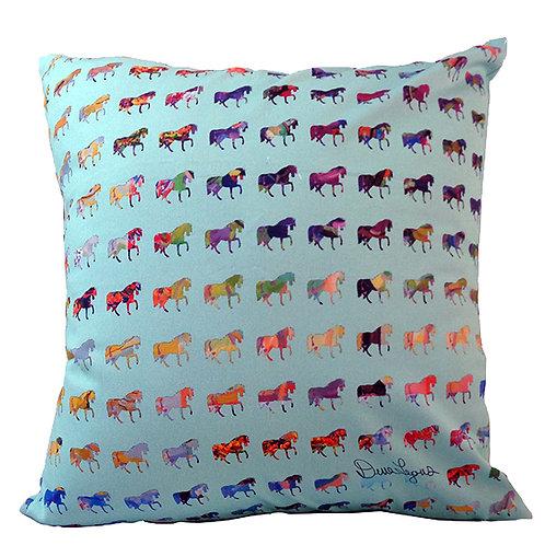 Turquoise Ponies