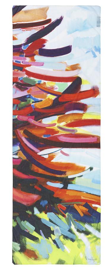 fiery maple cotton-silk